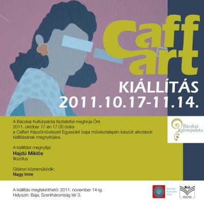 caffart baja 2011-meghívó