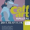 caffart baja 2011 plakát