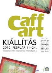 Plakát, Caffart - Debreceni Egyetem díszudvar