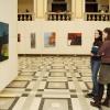 Debreceni Egyetem díszudvar 2010.02.11.