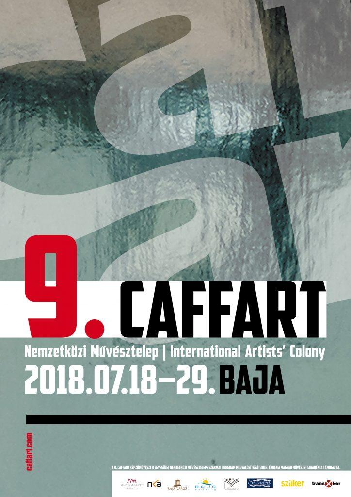 9 caffart nemzetkozi muvesztelep 2018 baja plakat a2