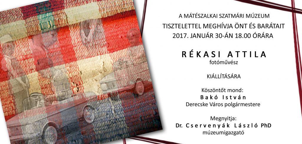 Rékasi-Attila-Mátészalka-meghívó-szatmáriMúzeum-derecske