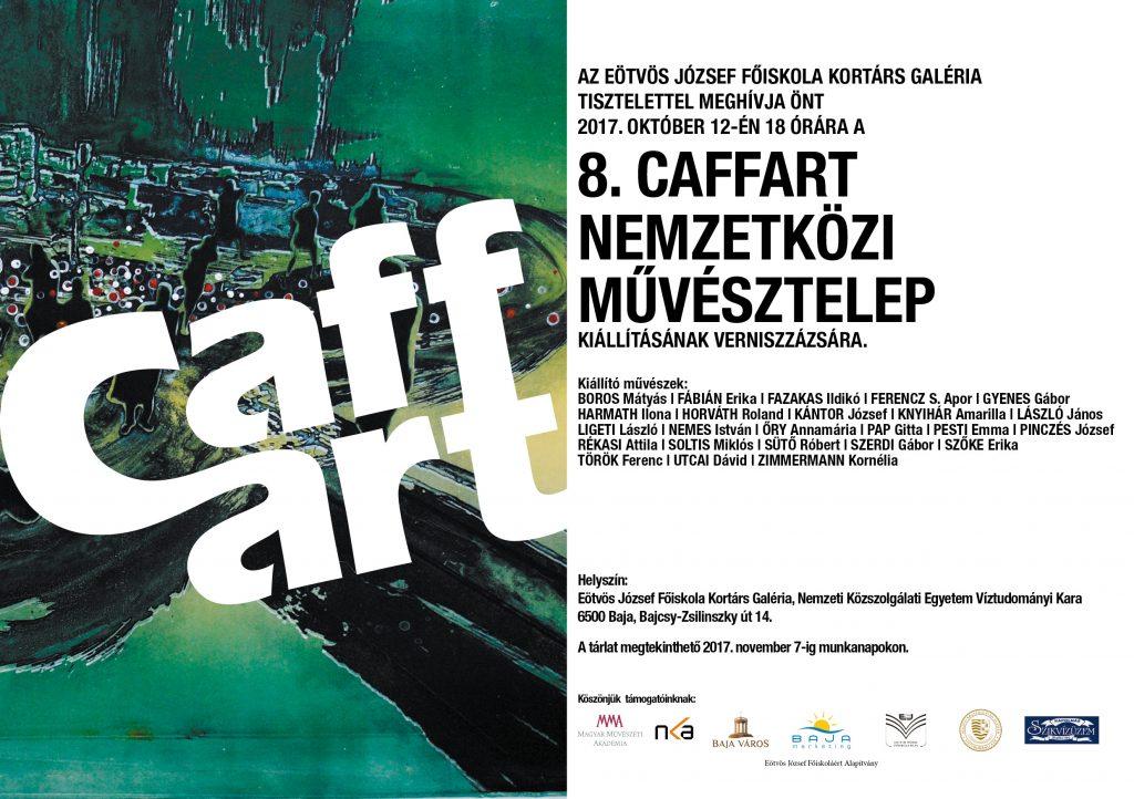 caffart meghivo baja 2017