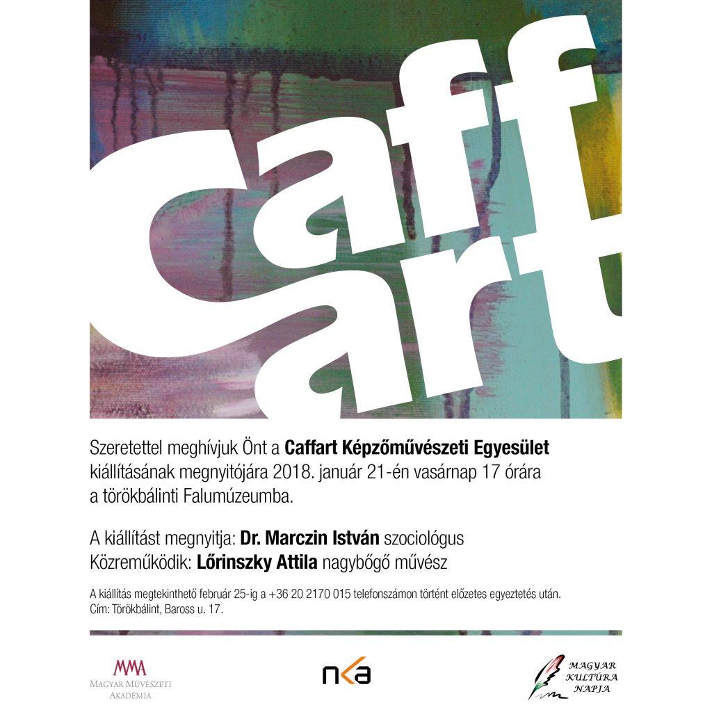 caffart meghivo törökbálint 2018